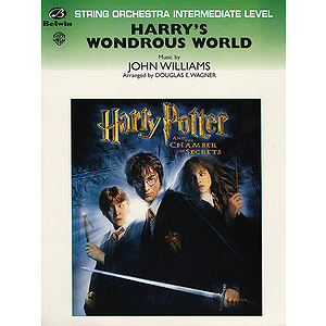 Harry's Wondrous World