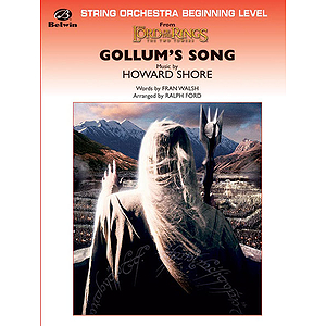 Gollum's Song