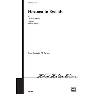 Hosanna In Excelsis Sab Snyder