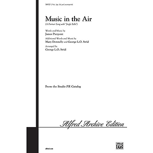 Music In The Air (2-Pt/3-Pt)