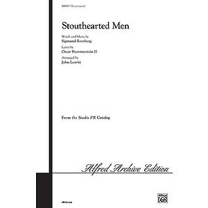 Stouthearted Men Ttbb Arr Leavitt