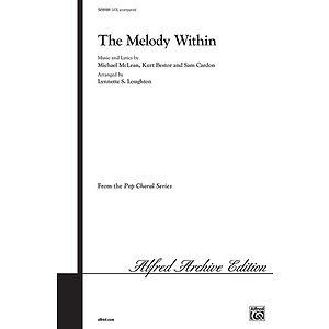 Melody Within The Satb Arr Loughton