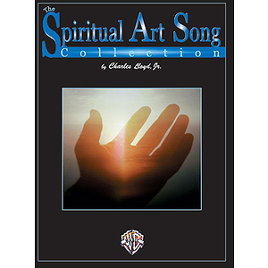 Spiritual Art Song Collection Book Only