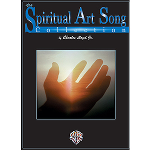 Spiritual Art Song Collection Book/CD