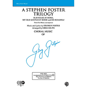 A Stephen Foster Trilogy