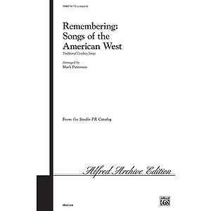 Remembering Songs Of The America