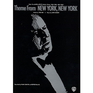 Theme From New York New York