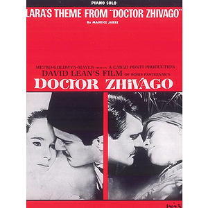 Lara's Theme From Dr Zhivago