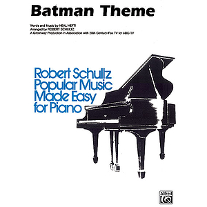 Batman Theme Original Tv Theme