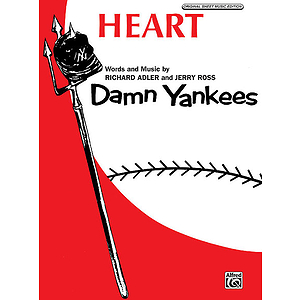 Heart From Damn Yankees