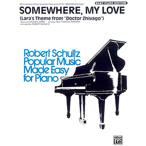 Somewhere My Love (Lara's Theme For Doctor Zhivago)