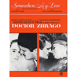 Somewhere My Love (Lara's Theme From Dr. Zhivago)