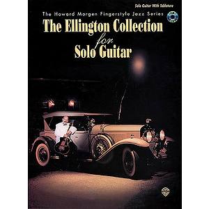 Ellington Collection For Solo Guitar BK/CD