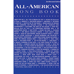 All American Song Book