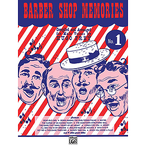 Barber Shop Memories Number 1
