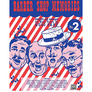 Barber Shop Memories Number 2