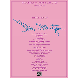 Duke Ellington - Genius Of Duke Ellington Vol 1