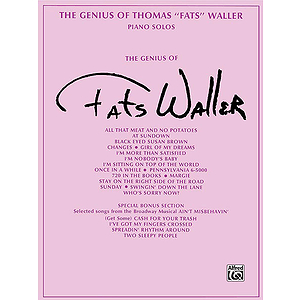 Fats Waller - Genius Of Thomas Fats Waller