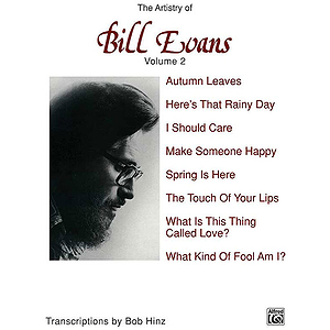 Bill Evans - The Artistry Of Bill Evans Volume 2