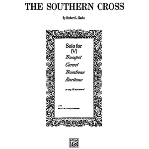 Southern Cross B-Flat Clarinet Solos (With Piano Accompaniment)
