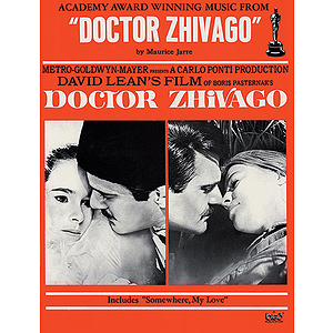 Doctor Zhivago Vocal Selection