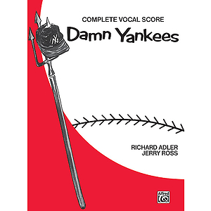 Damn Yankees Vocal Score
