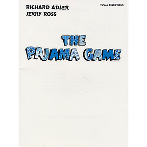Pajama Game Vocal Selections