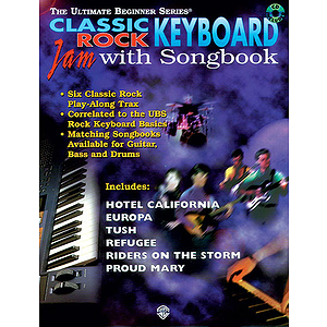 Classic Rock/Keyboard Jam Pack (VHS)