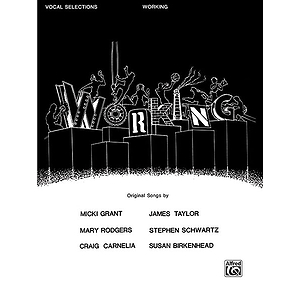 Working Vocal Selections