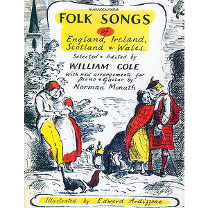 Folk Songs Of England Ireland Scotland & Wales