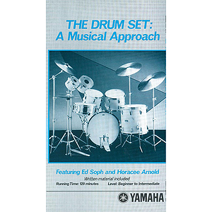 The Drumset: A Musical Approach Video (VHS)