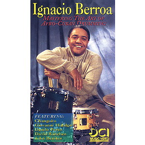 Mastering The Art Of Afro-Cuban Drumming (VHS)