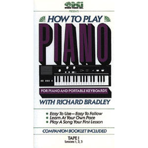 How To Play Piano Tape I (VHS)