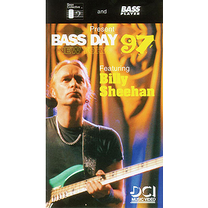 Bass Day 97: Featuring Billy Sheehan Video (VHS)