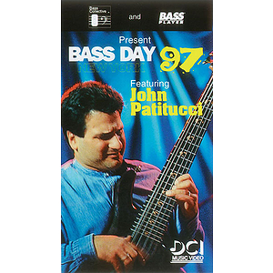 John Patitucci - Bass Day 97 (VHS)