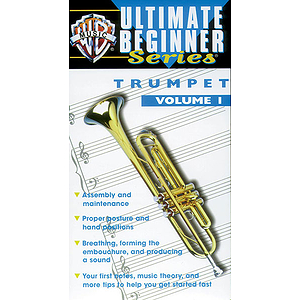 Trumpet Volume I Ultimate Beginners Series Video (VHS)