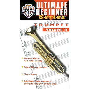 Trumpet Volume II Ultimate Beginners Series Video (VHS)