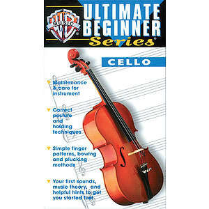The Ultimate Beginner Series  Cello (VHS)