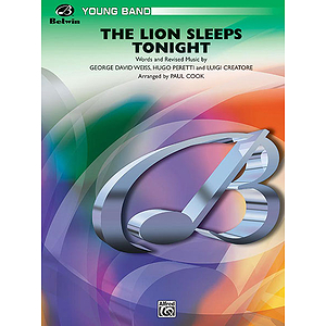 Lion Sleeps Tonight CB Cook