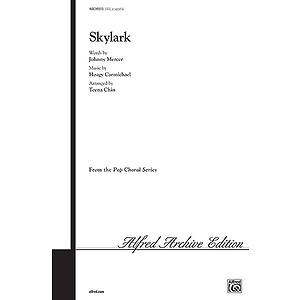 Skylark  Satb (A Capella)