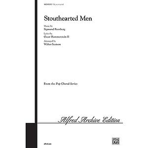 Stouthearted Men Ttbb Arr Scotson