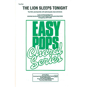 Lion Sleeps Tonight The