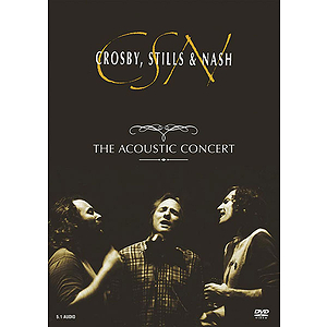 Crosby, Stills and Nash - Acoustic (DVD)
