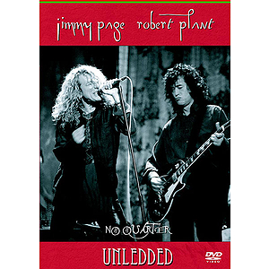 Jimmy Page &amp; Robert Plant No Quarter  Unledded (DVD)