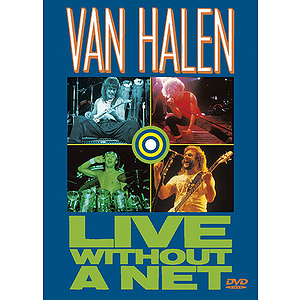 Van Halen - Live Without A Net (DVD)