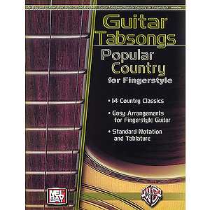 Popular Country For Fingerstyle