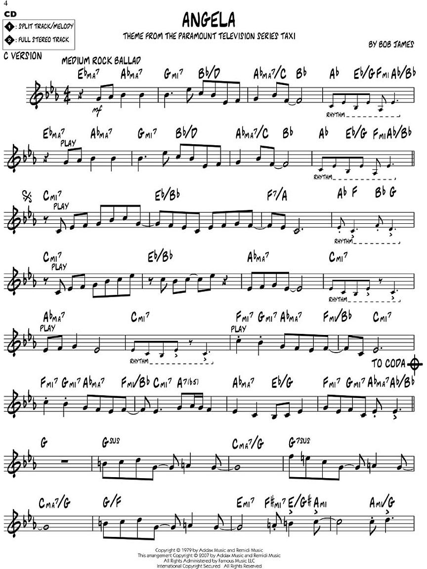 Free Jazz Sheet Music