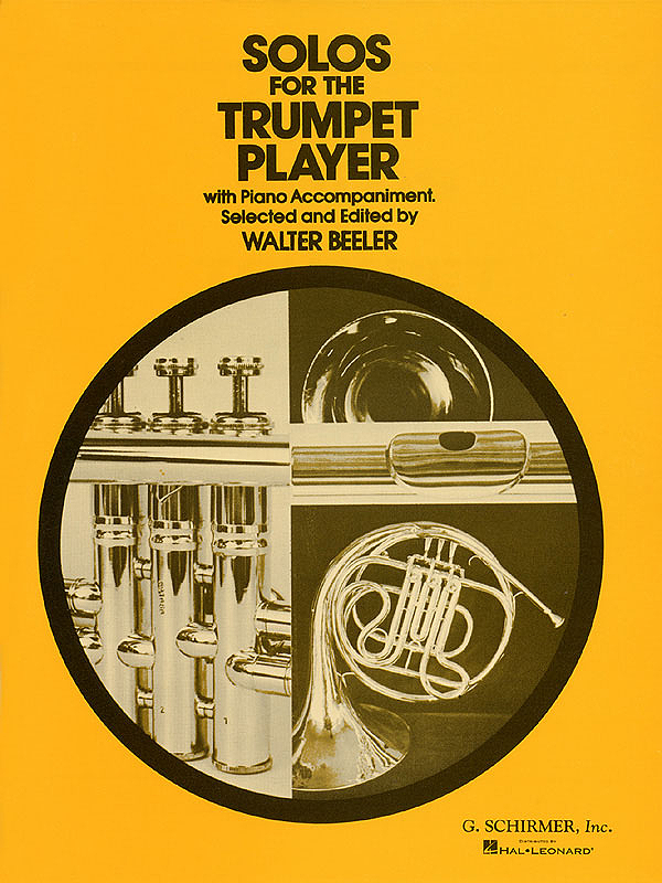 Solos for the Trumpet Player | 50329980 | WholeNote