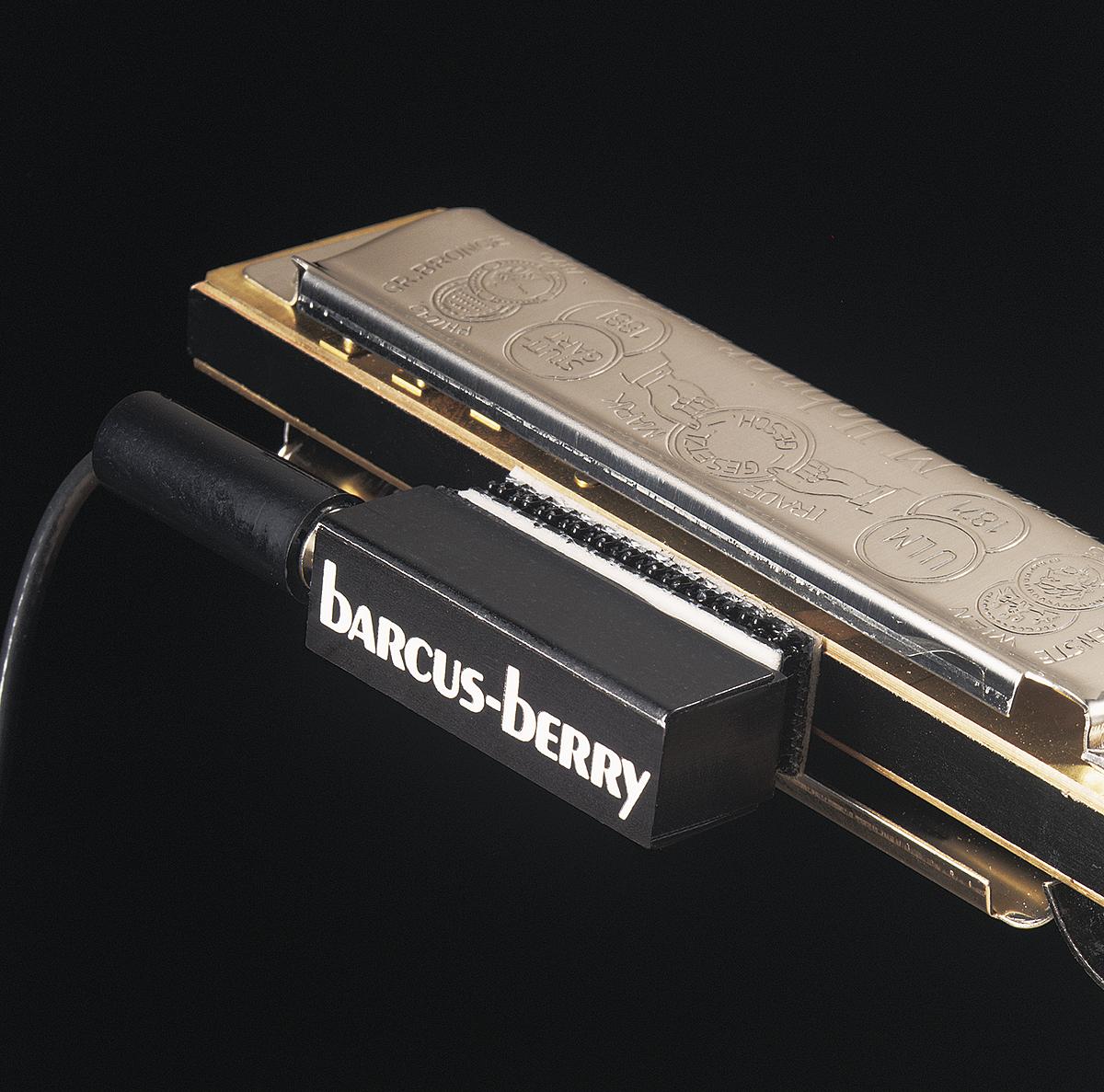 Barcus berry electret harmonica mic