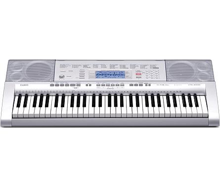 Синтезатор Casio CTK-4000 отзывы
